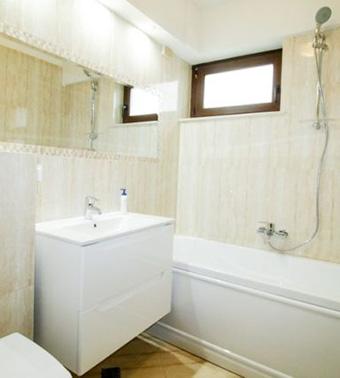 Amenajare interior baie
