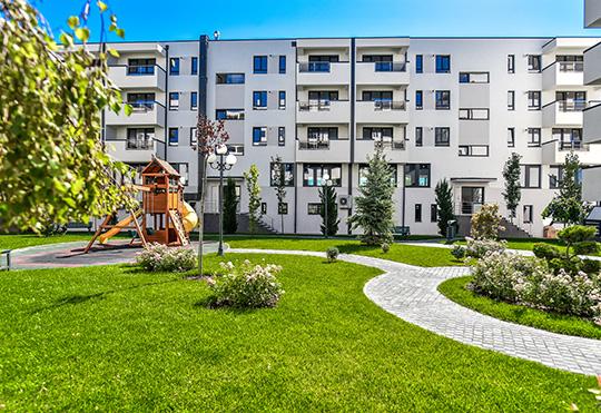 Atrium Garden Residence